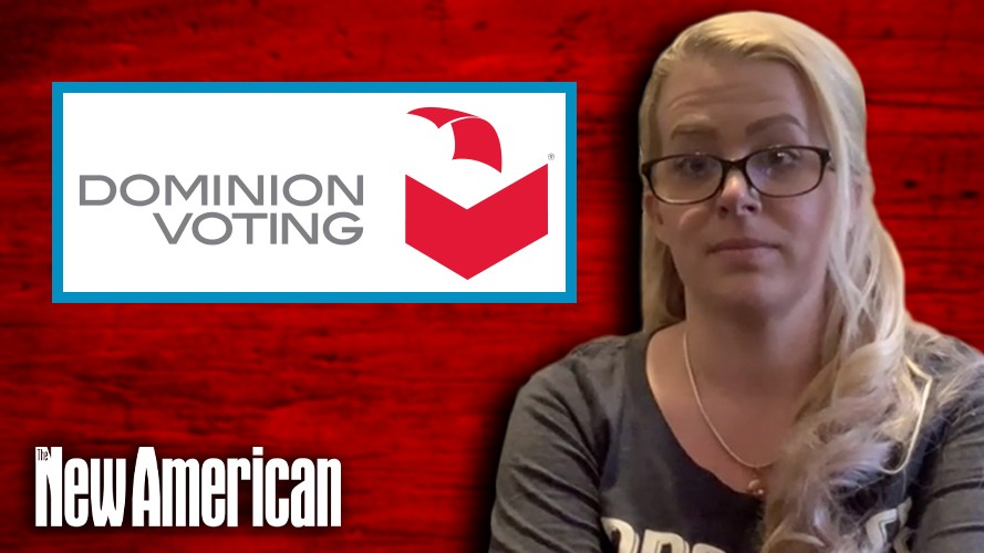 Whistleblower: Dominion Rigged 2020 Election - The New American