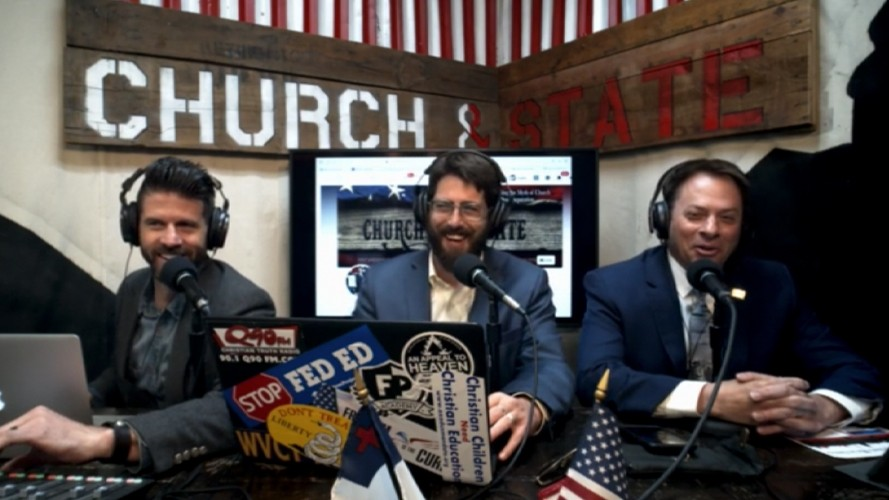 Deep State Expert Alex Newman on Church & State - The New American