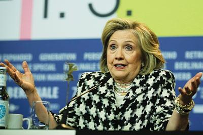 Hillary Clinton fake Russia collusion CIA John Brennan
