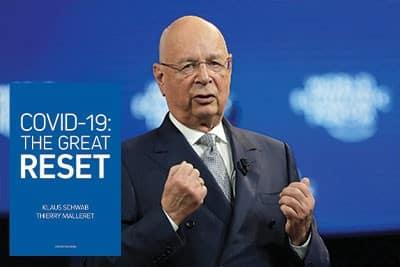 World Economic Forum Klaus Schwab UN International Monetary Fund book