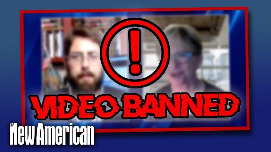 Big Tech Censorship - The New American