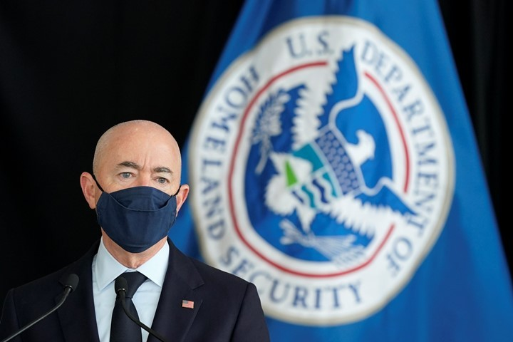 DHS Secretary Mayorkas Cancels Agreement to Arrest Illegal-alien Criminals