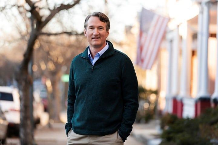 "Virginia Gubernatorial Candidate Glenn Youngkin Blasts State's ""Woke"" Culture in Education"
