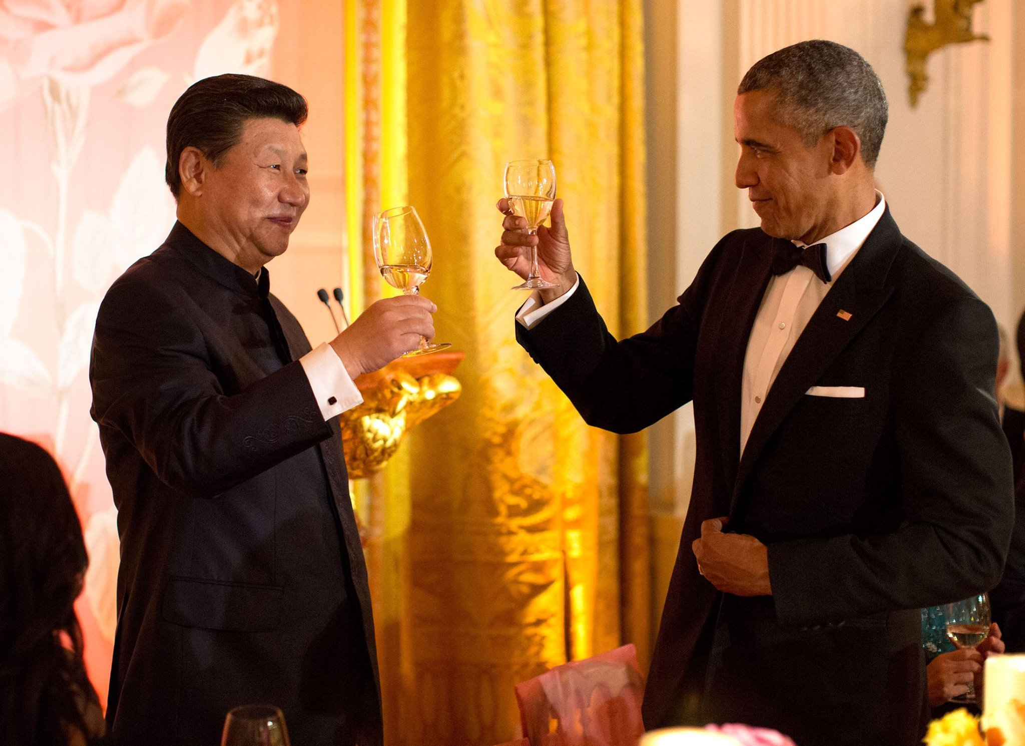 Joe Biden Isn't the Real Winner of 2020. China Is.