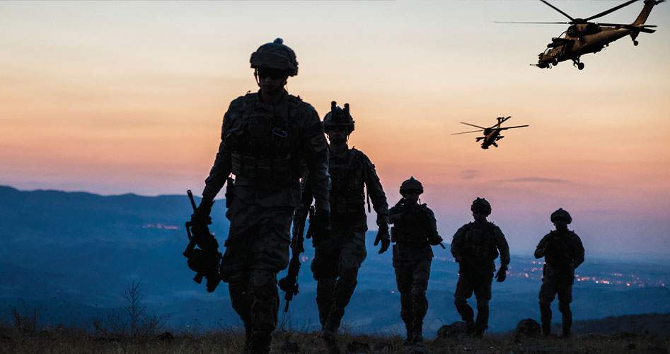 The Deep State and Our Military
