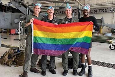 Deep State Military LGBTQ