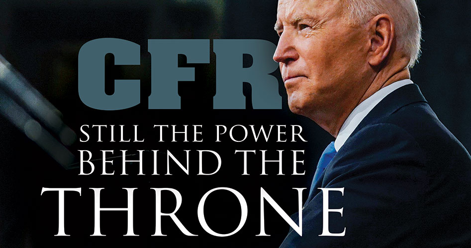 CFR: Still the Power Behind the Throne