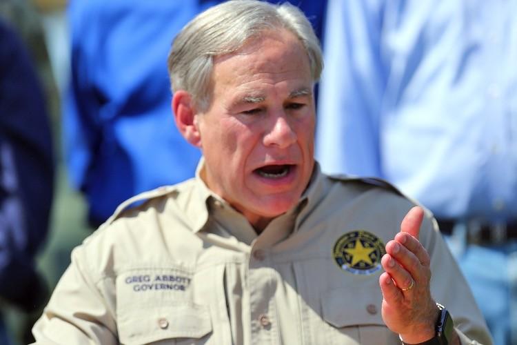 """Texas Governor Abbott: Border Crisis """"Escalating Into a Firing War"""""""