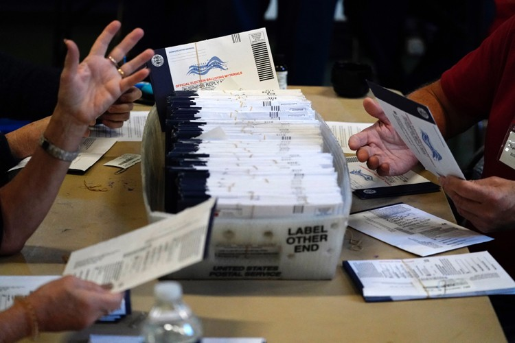 Maricopa County Election Witness Tells of Shenanigans in 2020 Ballot Count