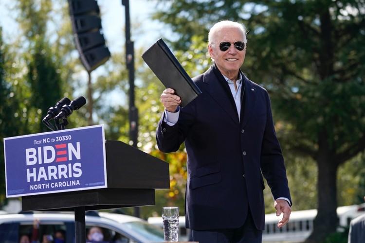 """Big Guy"" in Biden-China E-mail Is Joe Biden, Says Son's Biz Partner"