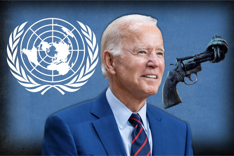Biden admin moving ahead on global gun control