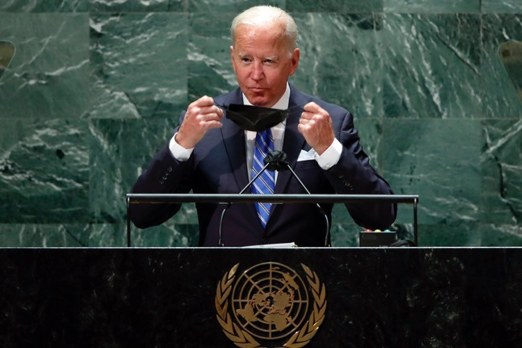 Biden's UN Speech an Ode to Globalist Agenda