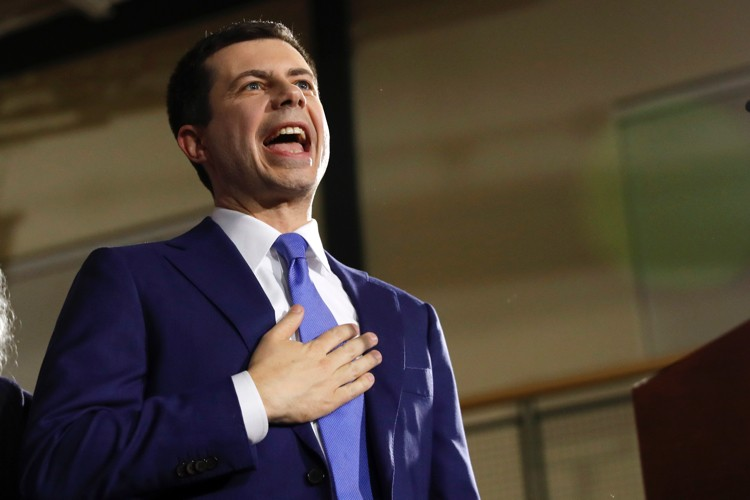 "Buttigieg: More Lockdowns ""On the Table"" if Biden Becomes President"
