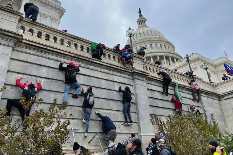 The January 6 Riot: How Much Should We Really Care About the Capitol, Anyway? - The New American