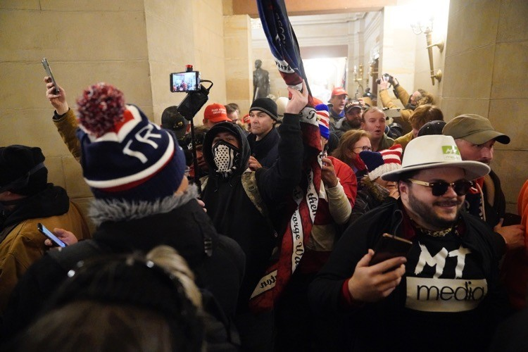 Is MAGA's Storming of the Capitol an Omen of Coming Civil War?