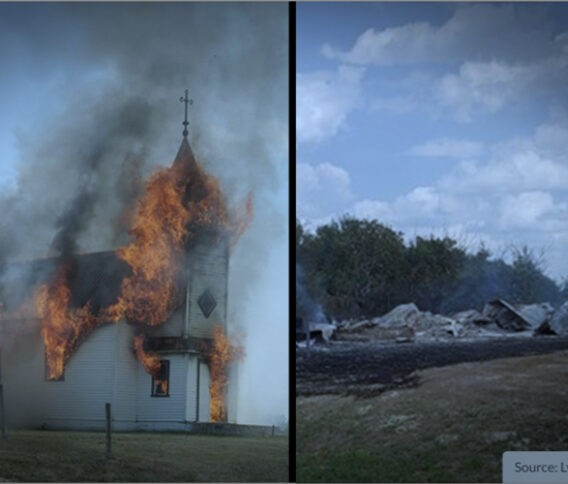 As at least 20 Canadian Churches Burn, Politicians and Others ENDORSE the Arson