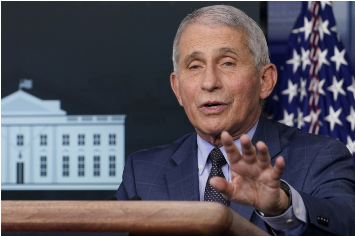Fauci Proudly Announces U.S. Will Stay in and Fund WHO Under Biden, Walking Back Trump Withdrawal