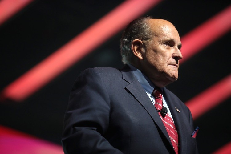 After Law License Suspension, Giuliani Revealed to be Subject of Another Probe