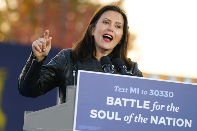 Kidnapping Reality: Gov. Whitmer Owes an Apology for Slandering Conservatives - The New American