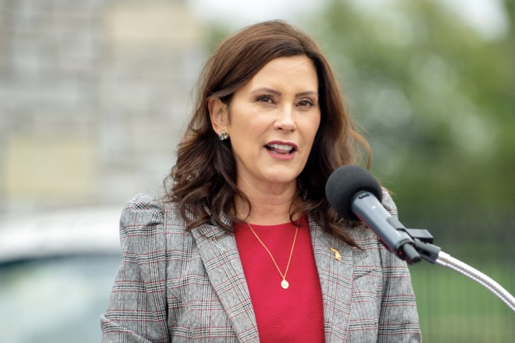 COVID Tyrant Michigan Governor Gretchen Whitmer Backs Off on Mask Mandates in Response to Falling Approval Polls