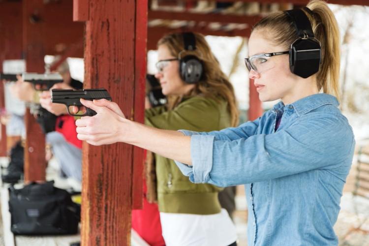 Latest Survey Reveals Women Now Nearly Half of all New Gun Buyers