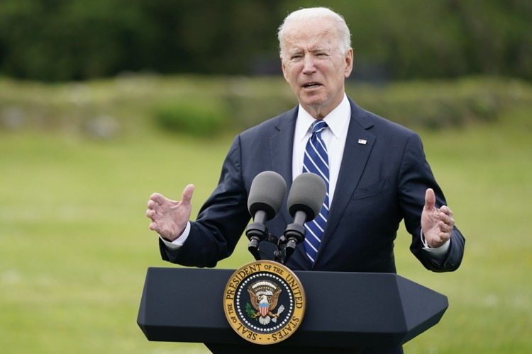 Biden's Foreign Policy Reset: The End of America First
