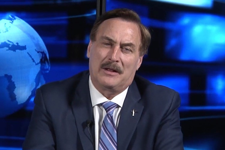 WATCH: My Pillow CEO Mike Lindell Releases Documentary on Election Steal