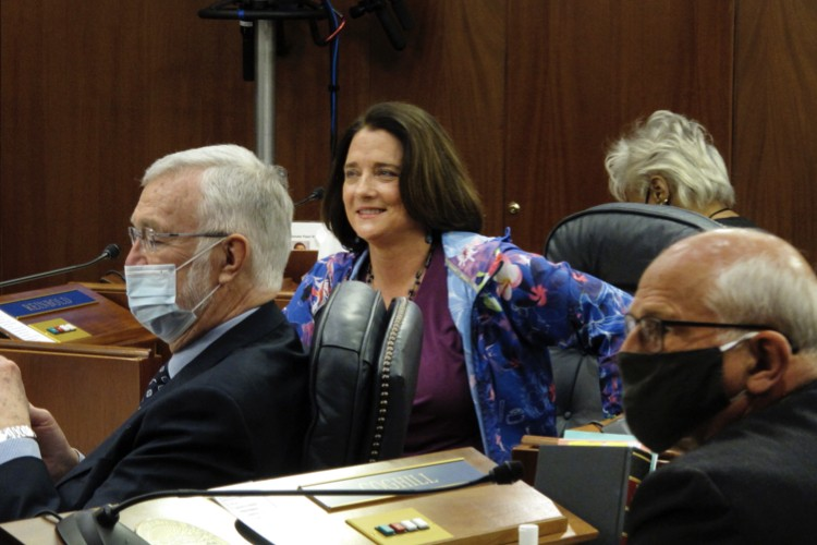 Alaska State Senator Excused From Votes Due to Airline Mask Mandate Ban