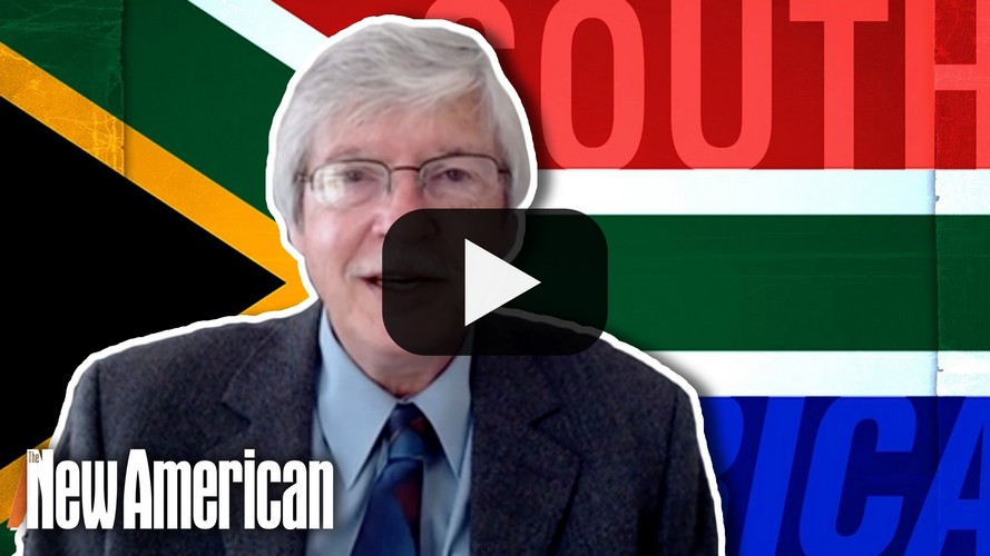 Eerie Parallels: Revolution in South Africa vs US - The New American
