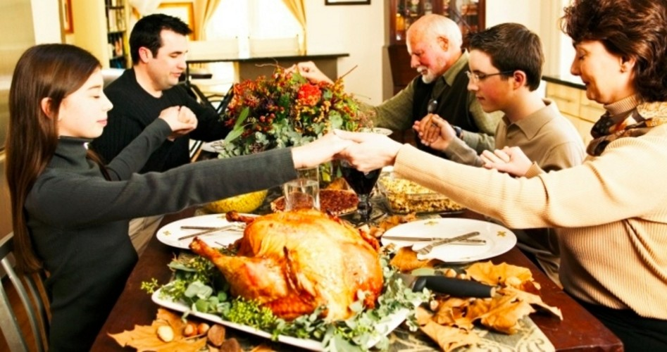 Thanksgiving: Giving Thanks to God