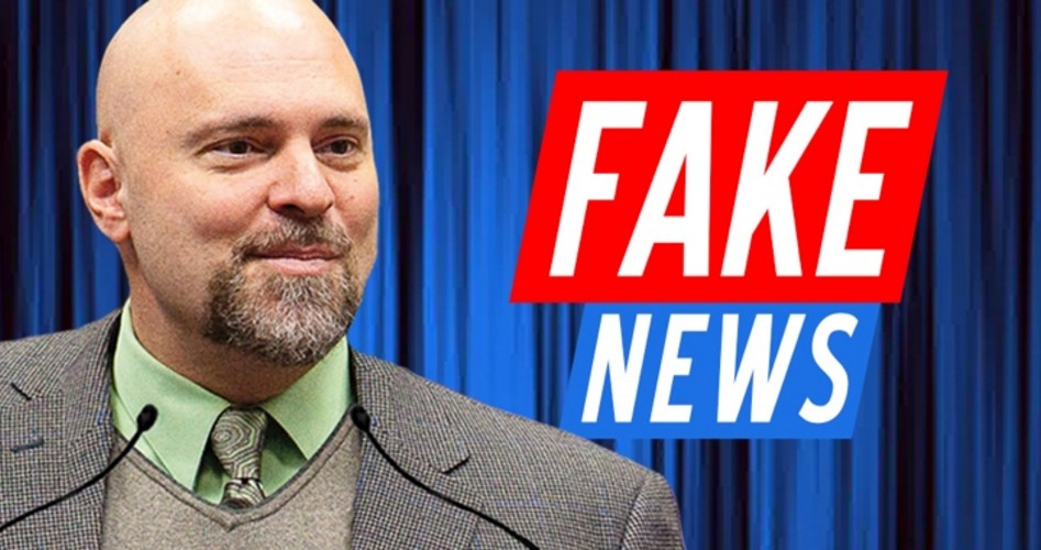 Tax-funded Fake News Weaponized Against Lone Conservative Professor - The New American