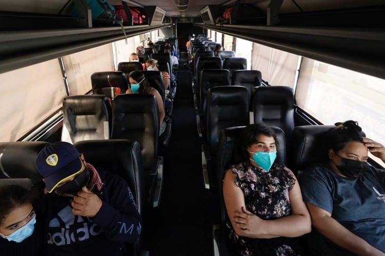 DOJ Sues Texas Over Order Restricting Illegal Migrants' Transportation