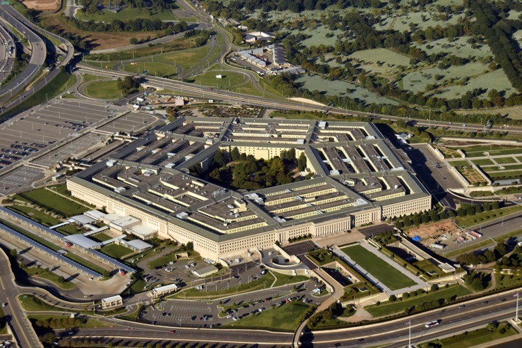 Biden's Pentagon Announces Climate Change Is Now a National Security Threat