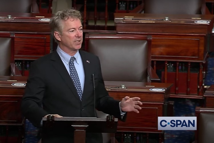 Violence for Me, Charges for Thee: Rand Paul Scorches Democrats for Their Impeachment Hypocrisy