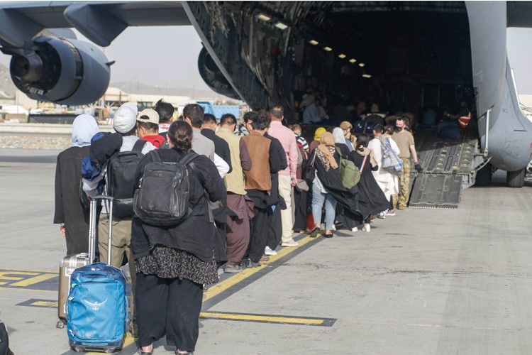 Shocking Report: Military Is Flying TERRORISTS Out of Kabul — and INTO America