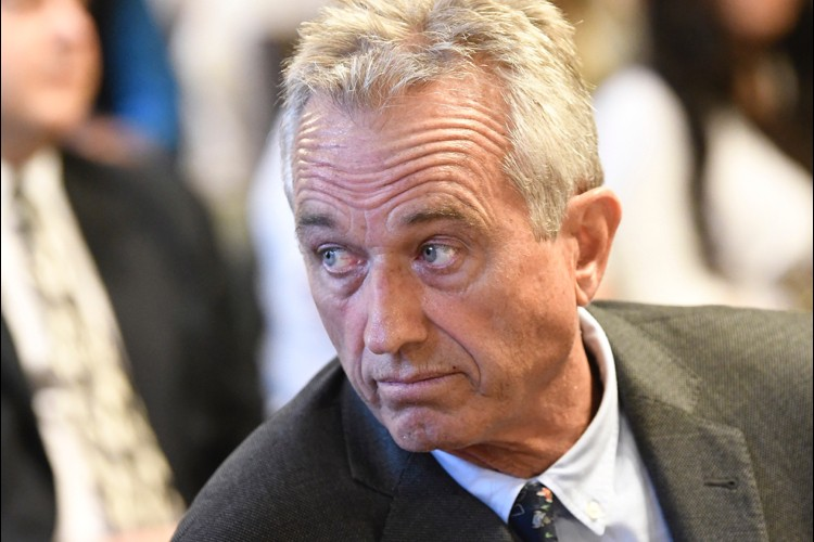 Robert F. Kennedy Jr. Canceled for Questioning COVID-19 Vaccines
