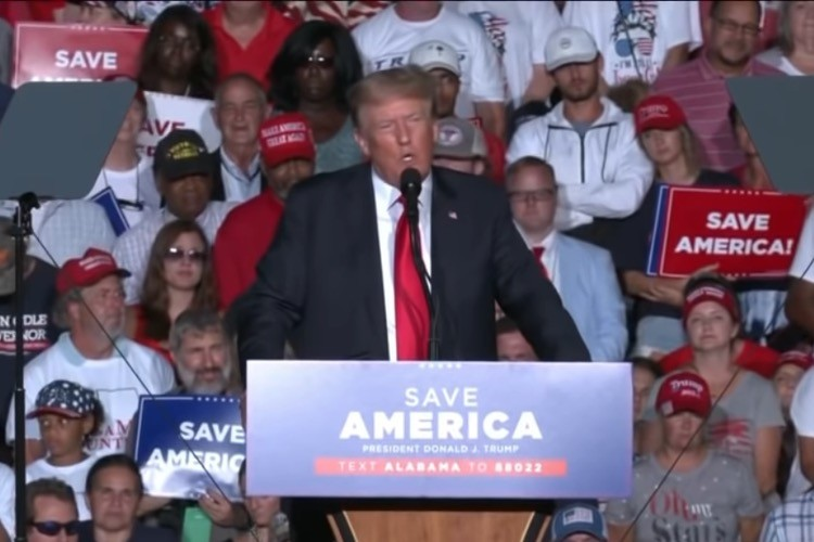 Trump Gets Briefly Booed by Supporters After Pushing COVID Vaccine