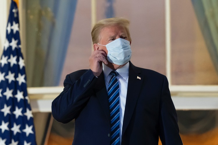 COVID Coup? Some Theorize That Trump Was PURPOSELY Infected
