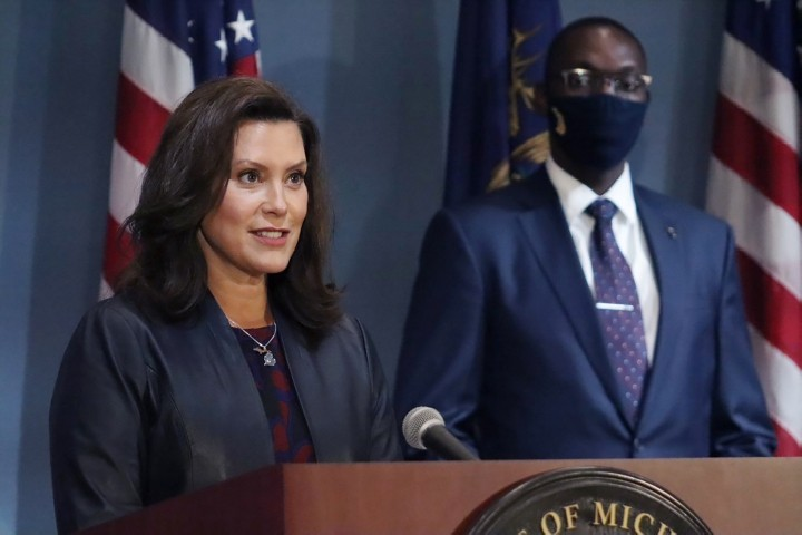 Michigan Supreme Court Slaps Down Governor's Mandates; Whitmer Says They Will Continue Regardless