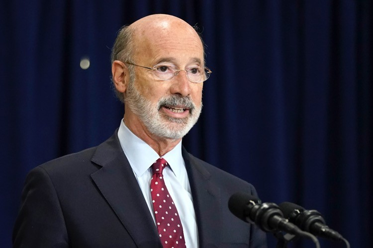 PA Governor Vetoes Bill Offering Protections from COVID Lawsuits
